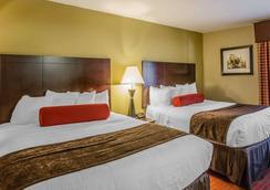 那什维尔机场优质套房酒店 - 纳什维尔 - 睡房