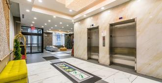 牙买加ny/Jfk机场温德姆集团温盖特酒店 - 皇后区 - 大厅