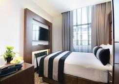 帕丁顿考特伦敦尊贵酒店 - 伦敦 - 睡房