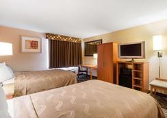凯艺套房酒店-35号州际公路/近AT&T中心 - 圣安东尼奥 - 睡房