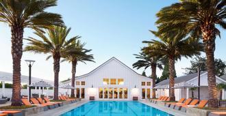 卡内罗斯度假村及Spa - 纳帕 - 游泳池