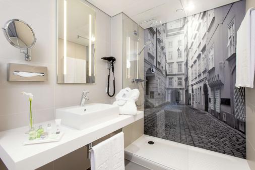 Nh维也纳艾特尔斯豪斯酒店 - 维也纳 - 浴室