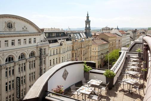 Nh维也纳艾特尔斯豪斯酒店 - 维也纳 - 阳台