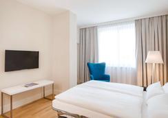Nh维也纳艾特尔斯豪斯酒店 - 维也纳 - 睡房