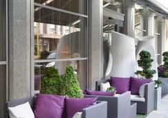 奥特伊玛诺特酒店 - 日内瓦 - 休息厅