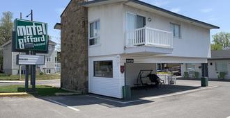 吉法德汽车旅馆 - 魁北克市 - 建筑