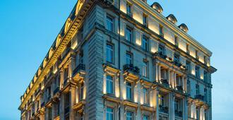 卓美亚佩拉宫酒店 - 伊斯坦布尔 - 建筑