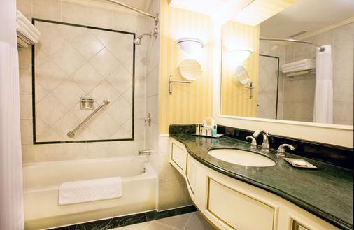 巴塞罗酒店-圣萨尔瓦多 - 圣萨尔瓦多 - 浴室
