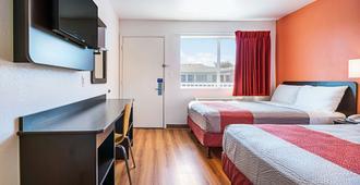 6西北科珀斯克里斯蒂汽车旅馆 - 科珀斯克里斯蒂 - 睡房