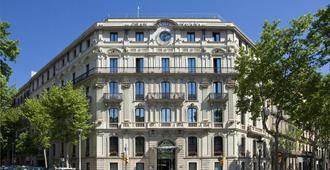 翰瓦纳希尔肯格兰酒店 - 巴塞罗那 - 建筑