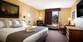 波特兰市场酒店 - 波特兰 - 睡房