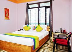 特雷布旅程央格瑟尔酒店 - Tawang - 睡房