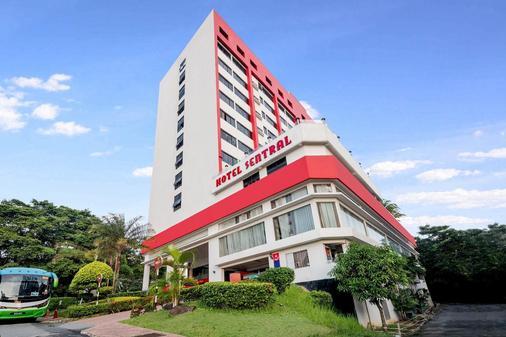 新山中心酒店 - 柔佛巴鲁 - 建筑