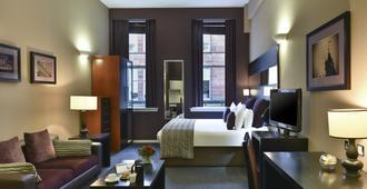 格拉斯哥辉盛阁国际公寓 - 格拉斯哥 - 睡房