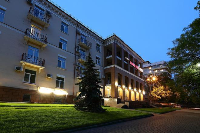 奥博瑞格酒店 - 基辅 - 建筑