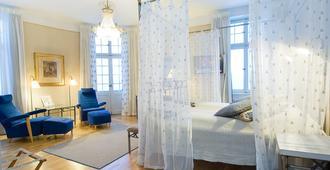 霍恩格兰德酒店 - 乌普萨拉 - 睡房