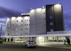 WR 酒店 - 大坎普 - 建筑