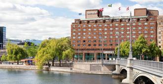 斯德哥尔摩喜来登酒店 - 斯德哥尔摩 - 建筑