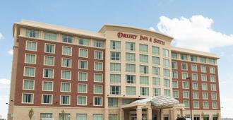 丹佛-斯泰普尔顿德鲁里套房酒店 - 丹佛 - 建筑
