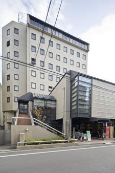 京都Co-op旅舍 - 京都 - 建筑