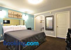 洛奇32号旅馆 - 圣地亚哥 - 睡房