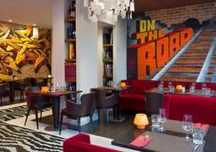 尼维马诺特尔酒店 - 日内瓦 - 餐馆