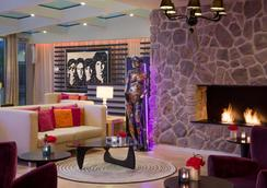 尼维马诺特尔酒店 - 日内瓦 - 酒吧