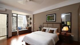 iStay酒店式公寓1 - 河内 - 睡房