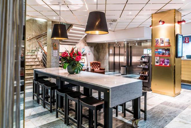 斯堪迪克海运酒店 - 斯德哥尔摩 - 大厅