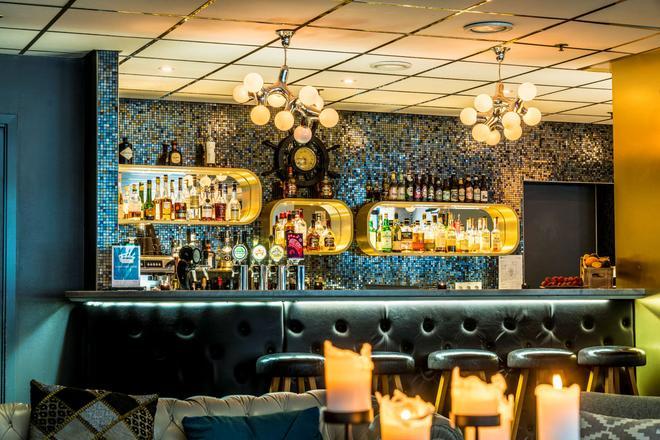 斯堪迪克海运酒店 - 斯德哥尔摩 - 酒吧