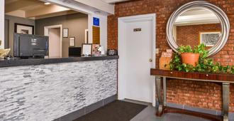 Americas Best Value Inn Augusta Historic Downtown - 奥古斯塔 - 柜台