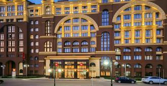 宜必思莫斯科十月广场酒店 - 莫斯科 - 建筑