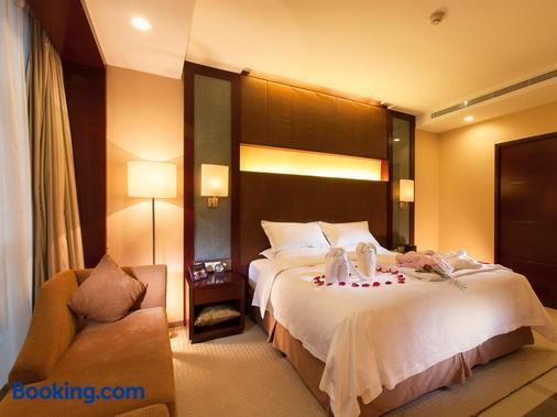 泓瑞金陵大酒店 - 合肥 - 睡房
