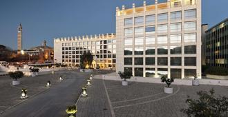 巴瑟罗阿伦玛堤娜酒店 - 罗马 - 建筑