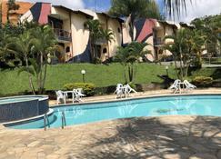 奇迹港酒店 - 阿帕雷西达 - 游泳池