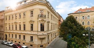 兹茨宫酒店 - 布达佩斯 - 建筑