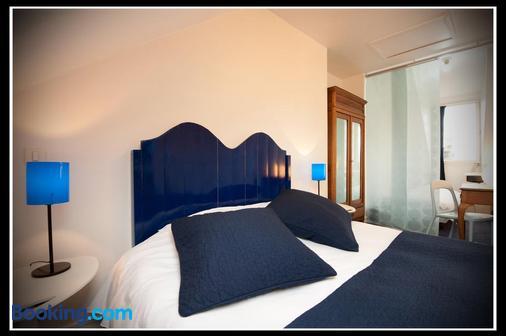 皮尔瑞酒店 - 亞眠 - 睡房