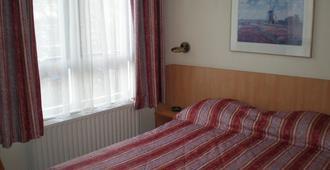 鹿特丹酒店 - 鹿特丹 - 睡房