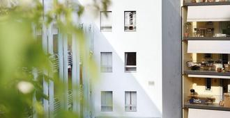 卢塞恩国宾大酒店 - 卢塞恩 - 建筑