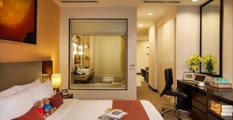 河内萨默塞特华平酒店 - 河内 - 睡房