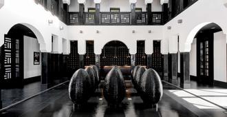 索菲特阿加迪尔塔拉索海滨温泉酒店 - 阿加迪尔 - 大厅