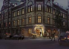斯托拉酒店-贝斯特韦斯特精品 - 于默奧 - 建筑