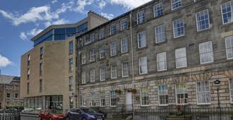十山广场酒店 - 爱丁堡 - 建筑
