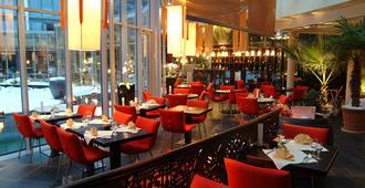 阿尔法帕尔玛法斯班德酒店 - 洛桑 - 餐馆