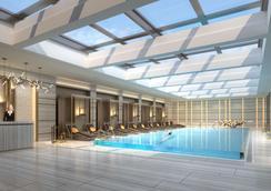 上海虹桥宾馆 - 上海 - 游泳池