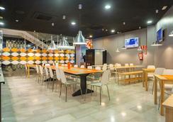 巴塞罗那行动酒店 - 巴塞罗那 - 餐馆