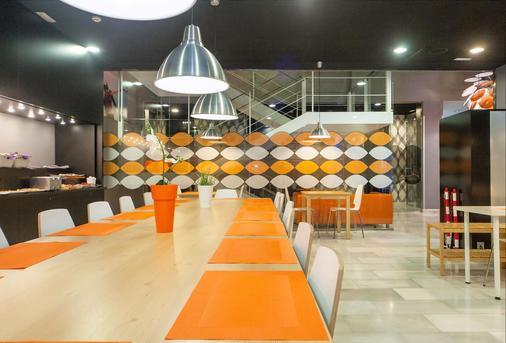 巴塞罗那行动酒店 - 巴塞罗那 - 自助餐