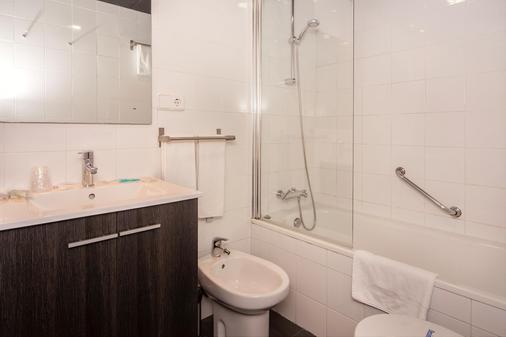 巴塞罗那行动酒店 - 巴塞罗那 - 浴室