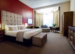 明珠大酒店 - 彼得伯勒 - 睡房