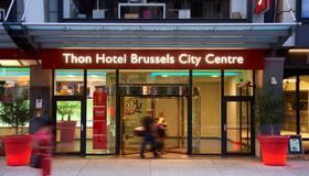 布鲁塞尔城市中心索恩酒店 - 布鲁塞尔 - 建筑